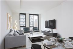 Mansions lovely light-filled unit and northern city views