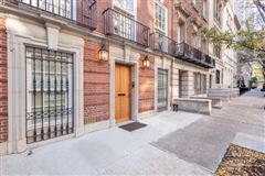 Luxury homes newly renovated upper east side townhouse
