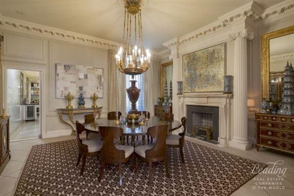 Luxury properties live by design