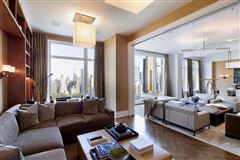 sought-after condominium building in new york mansions