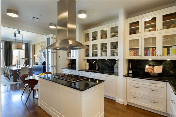 Luxury homes sought-after condominium building in new york