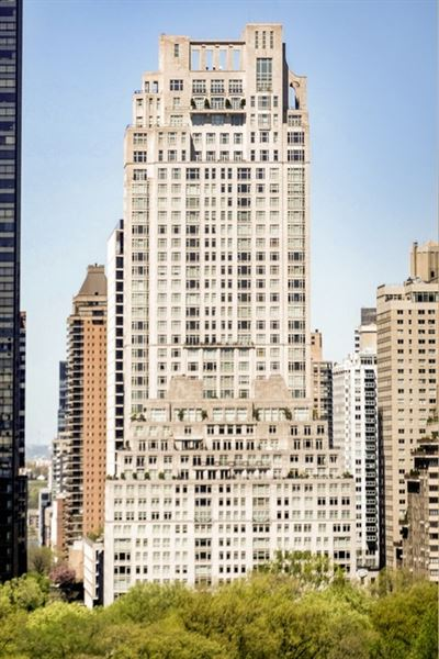 sought-after condominium building in new york luxury real estate