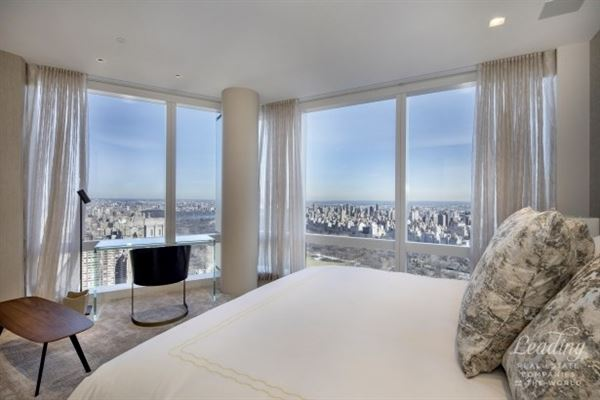 incredible duplex at the Time Warner Condominium luxury properties