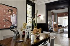 architectural gem located in historic clinton hill luxury real estate