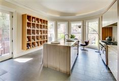 Luxury properties architectural gem located in historic clinton hill