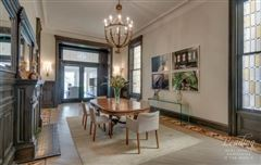 architectural gem located in historic clinton hill mansions