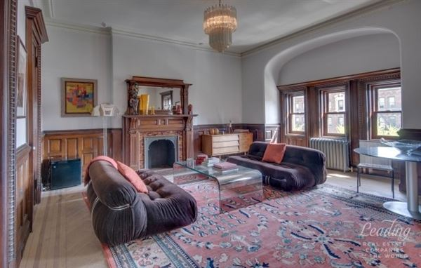 architectural gem located in historic clinton hill luxury properties