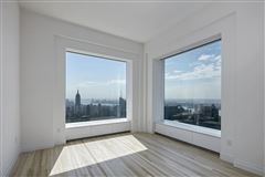 rent on the 71st floor at 432 Park Avenue luxury real estate