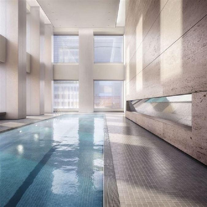 Luxury properties rent on the 71st floor at 432 Park Avenue