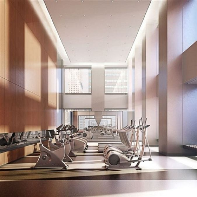 rent on the 71st floor at 432 Park Avenue luxury properties