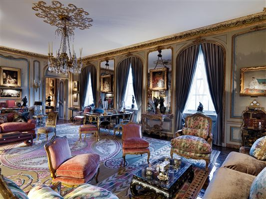 Luxury homes exceptionally grand home on fifth avenue