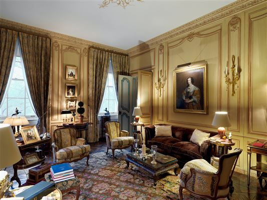 Luxury properties exceptionally grand home on fifth avenue