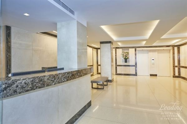 rarely available, high-floor two bedroom home luxury real estate