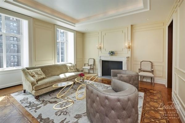 impeccable, grand residence in new york luxury real estate
