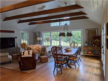 Charming and recently updated farmhouse luxury real estate