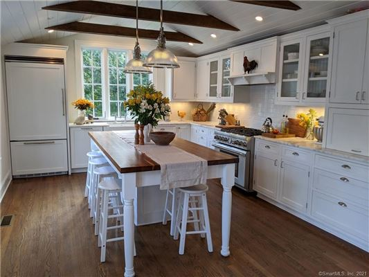 Luxury homes in Charming and recently updated farmhouse