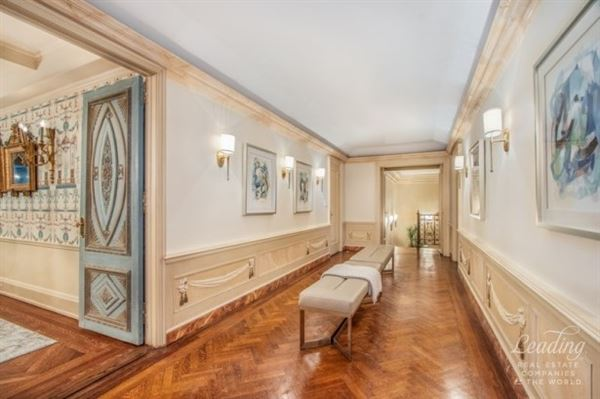 Luxury real estate  A Grand Home in the Carlyle House