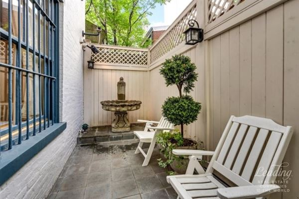 Luxury real estate grand and comfortable townhome living