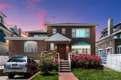 Mansions in exceptional brick two-family home