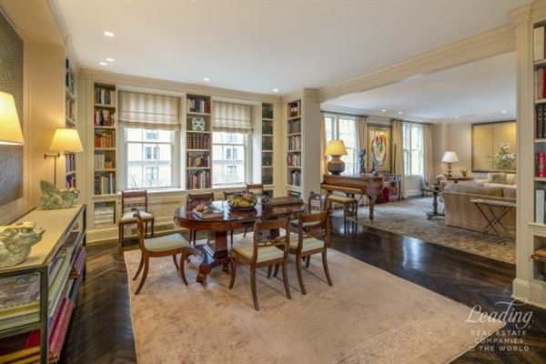 Elegant Full Floor Pre War Apartment New York Luxury