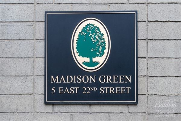 one bedroom corner unit at Madison Green luxury properties