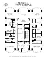 Spectacular full floor 5 Bedroom mansions