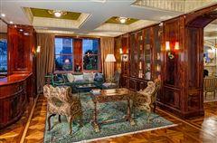 life atop a power corner luxury properties
