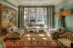Elegantly Appointed Townhouse for rent mansions