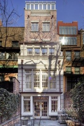 Luxury real estate Elegantly Appointed Townhouse for rent