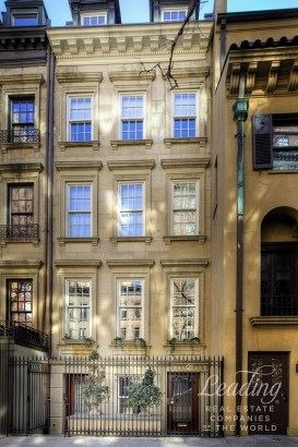 Elegantly Appointed Townhouse for rent luxury real estate