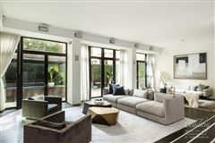 Luxury properties unique and state-of-the-art tribeca home