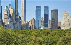full floor on fifth avenue with stunning views luxury homes