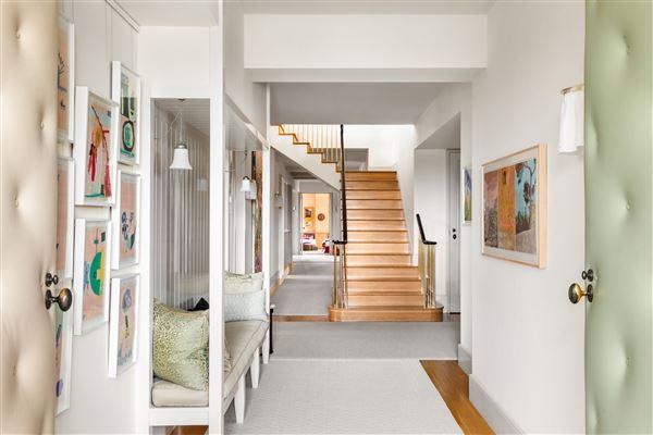 Luxury real estate Renovated Triplex Penthouse