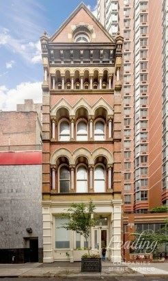 ARCHITECTURAL GEM IN TRIBECA mansions