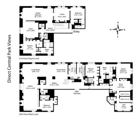Luxury properties Spectacular duplex apartment