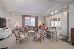 exclusive New York apartment on the 27th floor mansions