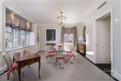 Luxury homes in exclusive New York apartment on the 27th floor