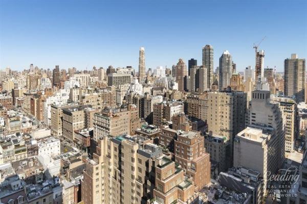 Luxury properties exclusive New York apartment on the 27th floor