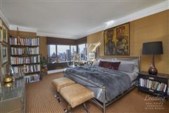 Luxury properties sun-flooded renovated 47th floor home
