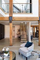 Luxury real estate landmark loft condominium
