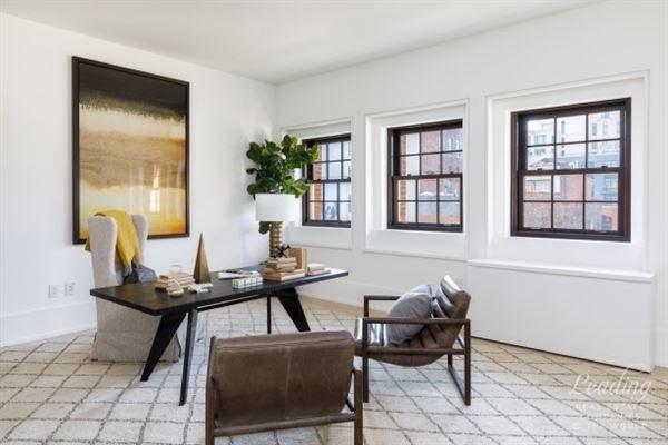 Mansions in landmark loft condominium