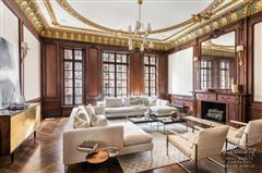 magnificent Beaux-Arts mansion for rent luxury properties