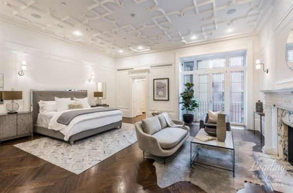 Luxury homes magnificent Beaux-Arts mansion for rent