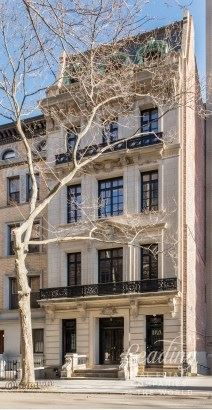 Luxury real estate magnificent Beaux-Arts mansion for rent