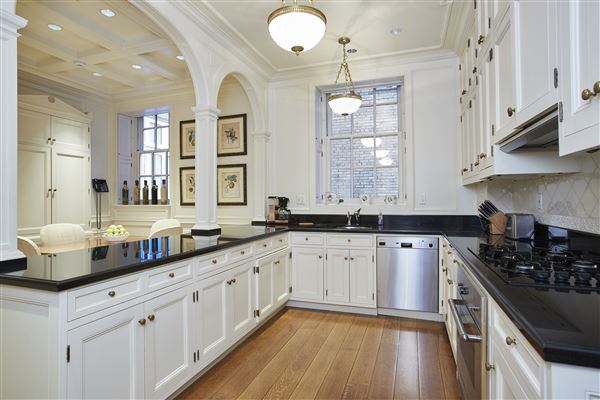 Luxury homes Magnificent fifth avenue duplex