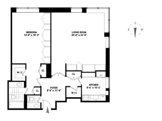 Luxury homes in  award-winning Museum Tower Condominium