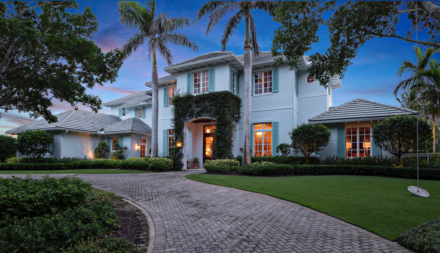 Mansions in Seminole Landing At Its Best