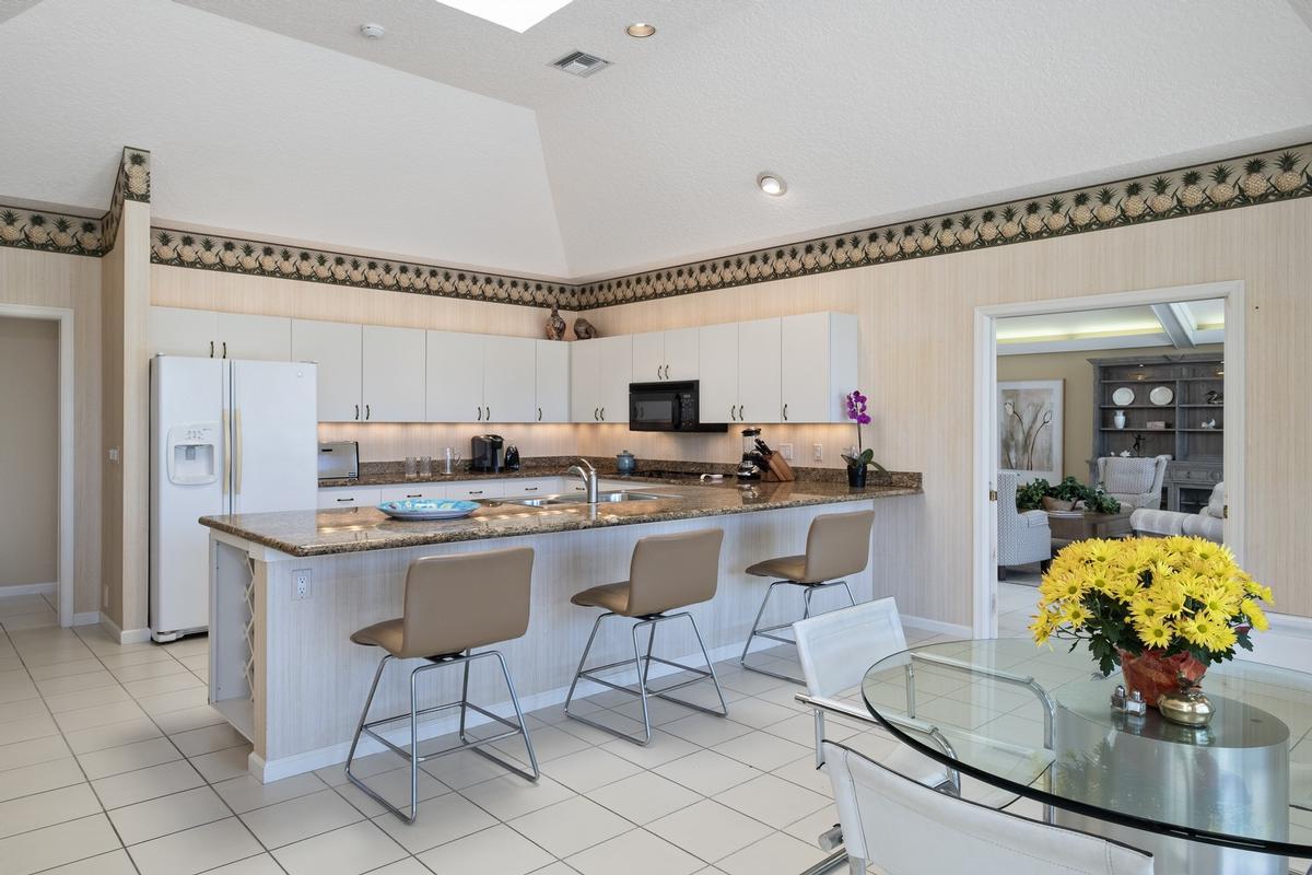 The Pinnacle of Florida Living luxury homes