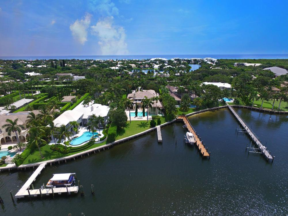 Dramatic Sophistication in North Palm Beach luxury real estate