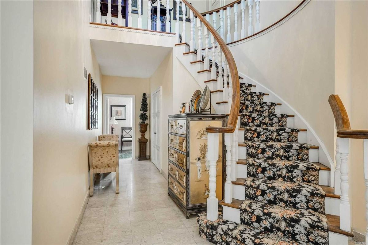 Luxury homes Stunning All Brick Expansive Estate Home